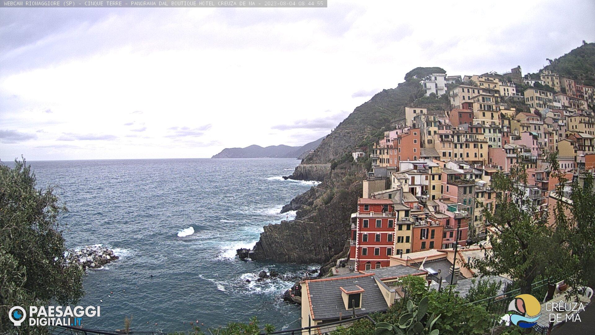 Webcam à Riomaggiore