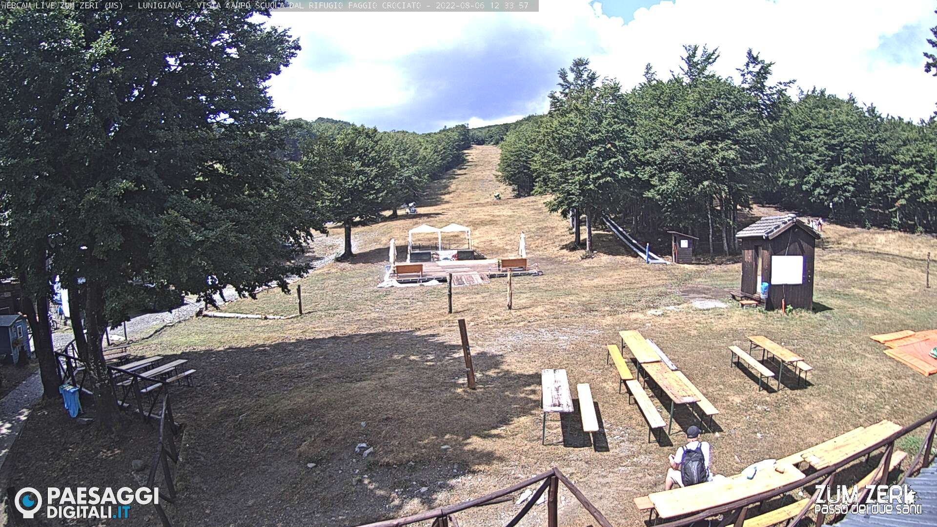 Webcam Zum Zeri - Passo Due Santi